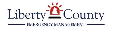 Liberty County Emergency Management Logo